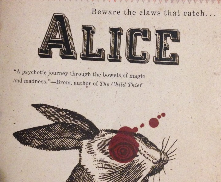 """Book Review """"Alice"""" – by ChristinaHenry"""