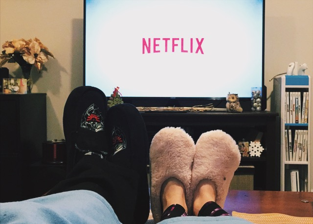 Our Current Top Three Favorite Netflix Binges
