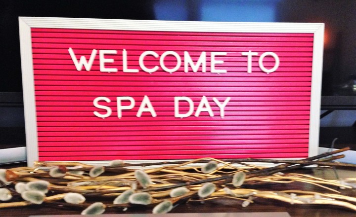 Our At Home Spa Day