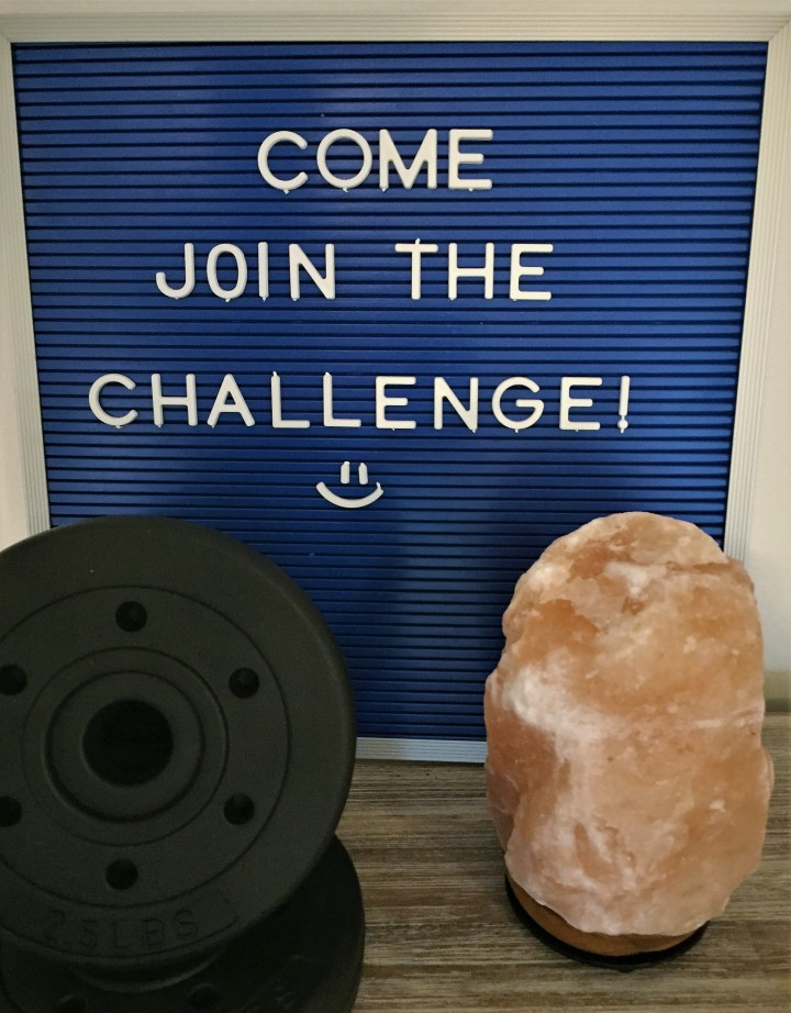 Our Weekly FaceBook Fitness Challenge!