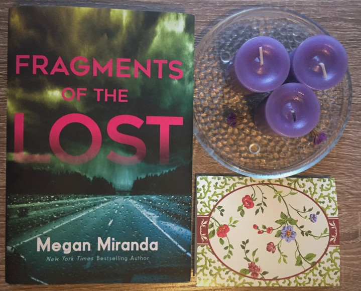 Fragments of the Lost By Megan Miranda BookReview